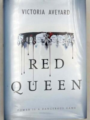 Red Queen - Victoria Aveyard 1st Edition 2015