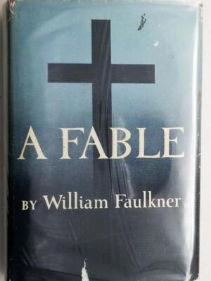 A Fable - William Faulkner 1954 1st Ed.