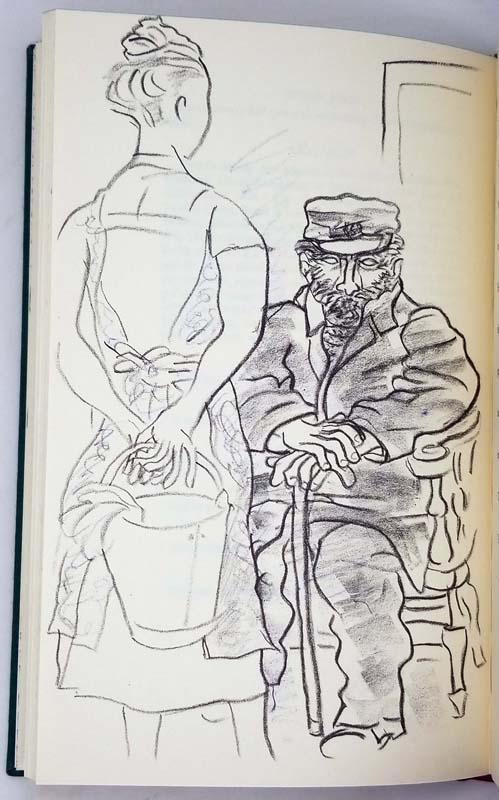 Under the Milk Wood - Dylan Thomas 1972   Folio Society