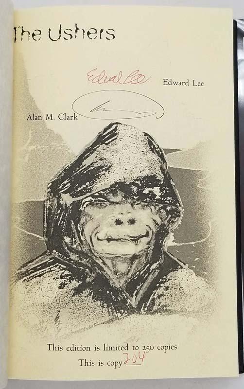 The Ushers - Edward Lee 1999 | Limited Edition Signed