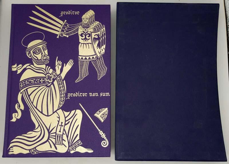 Thomas Becket - Frank Barlow 2002 | Folio Society