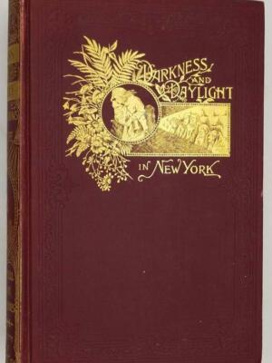 Darkness and Daylight, Lights and Shadow of New York Life - Helen Campbell 1900