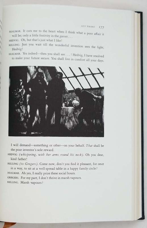 Three Plays - Henrik Ibsen 1979 | Easton Press