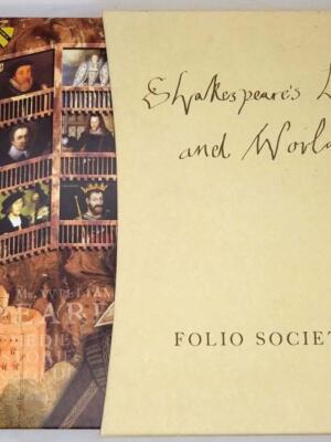 Shakespeare's Life and World - Katherine Duncan-Jones 2004 | Folio Society