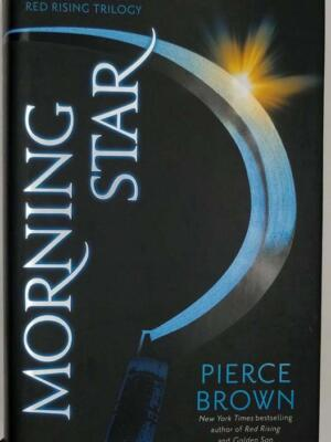 Morning Star - Pierce Brown 2016 | 1st Edition