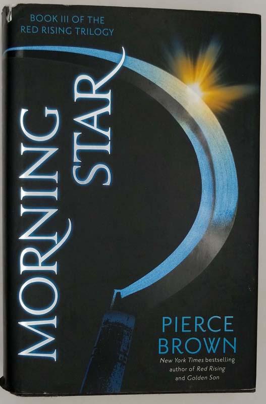 Morning Star - Pierce Brown 2016 | 1st Edition
