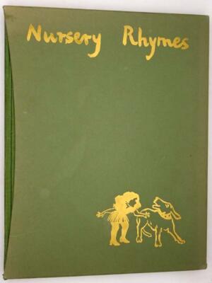 Nursery Rhymes - Paula Rego 1994 | Folio Society