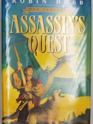 Assassin's Quest - Robin Hobb 1997 | 1st Edition