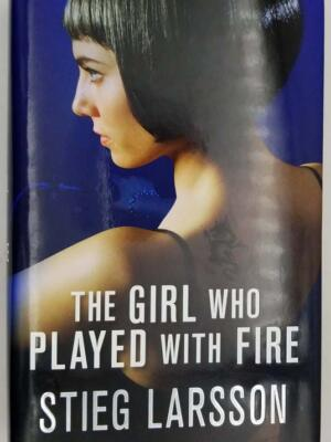 The Girl Who Played with Fire - Stieg Larsson 2009 | 1st Edition