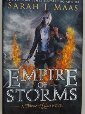 Empire of Storms - Sarah J. Maas 2016   1st Edition