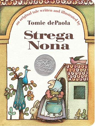 Strega Nona - Tomie DePaola 1975