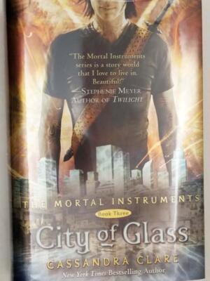 City of Glass - Cassandra Clare 2009 | 1st Edition