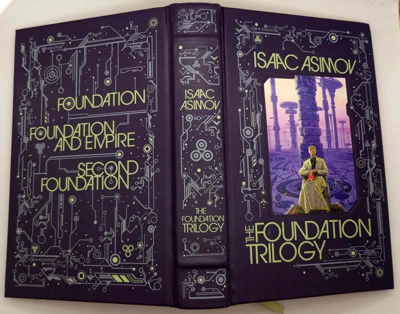 The Foundation Trilogy - Asaac Asimov 2011