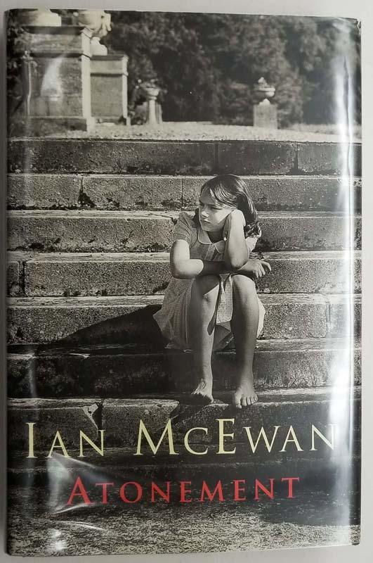 Atonement - Ian McEwan 2001 | 1st Edition