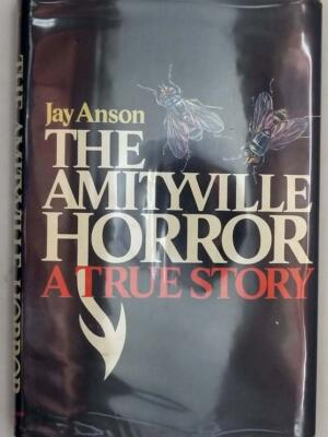 The Amityville Horror - Jay Anson 1977 BCE