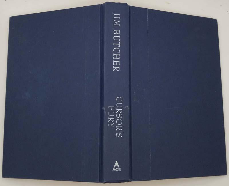 Cursor's Fury - Jim Butcher 2006 | 1st Edition
