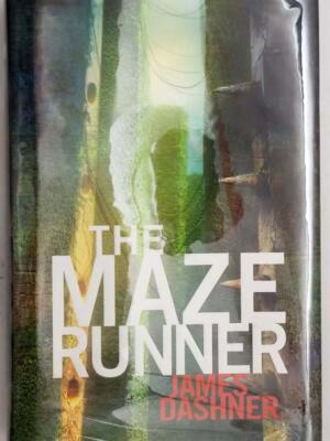 The Maze Runner - James Dashner 2009 | 1st Edition SIGNED