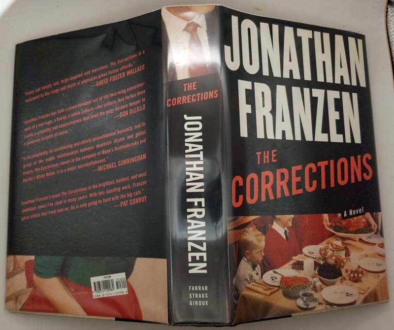 The Corrections - Jonathan Franzen 2001 | 1st Edition