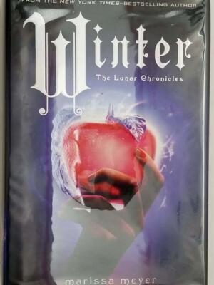 Winter - Marissa Meyer | 1st Edition SIGNED