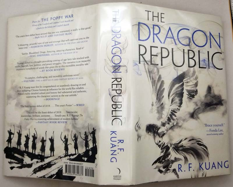 The Dragon Republic - R. F. Kuang 2019 | 1st Edition