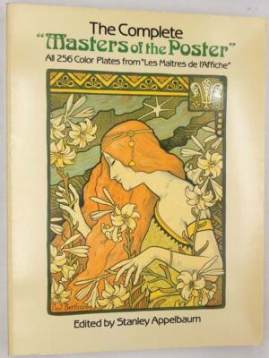 "Complete ""Masters of the Posters"" Maitres de l'Affiche 1990"