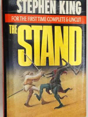 The Stand Complete Uncut - Stephen King 1990 | 1st Edition