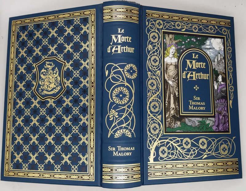 Le Morte d'Arthur - Sir Thomas Malory(Arthur Rackham Illus.) 2015