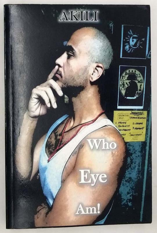 Who Eye Am! - Akili Castlin 2018 | 1st Edition SIGNED