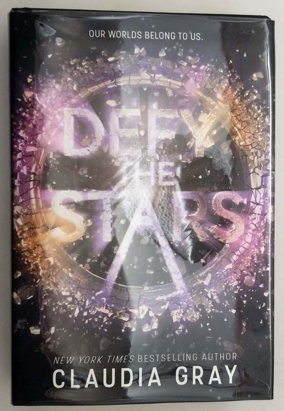 Defy the Stars - Claudia Gray 2017 | 1st Edition SIGNED