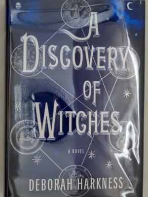 A Discovery of Witches - Deborah Harkness 2011 | SIGNED
