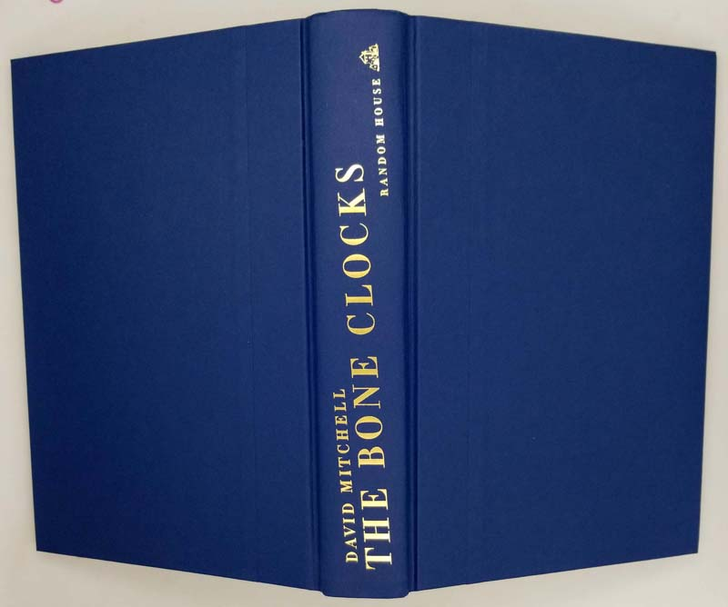 The Bone Clocks - David Mitchell 2014   1st Limited Edition SIGNED