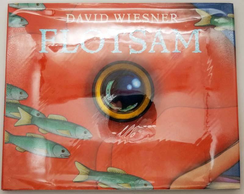 Flotsam - David Wiesner 2006   1st Edition