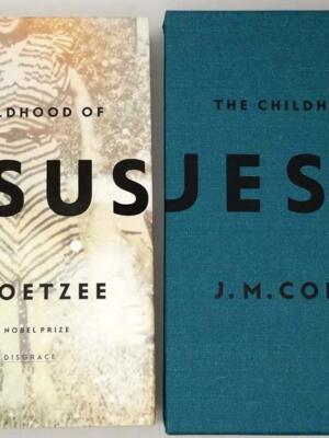 The Childhood of Jesus - J. M. Coetzee | 1st Limited Edition SIGNED