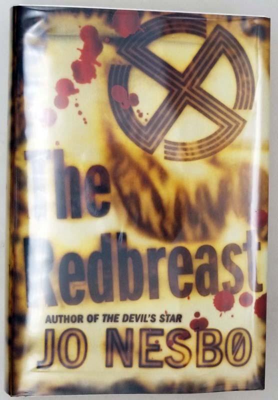 The Redbreast: A Harry Hole Novel - Joe Nesbo 2006   1st Edition