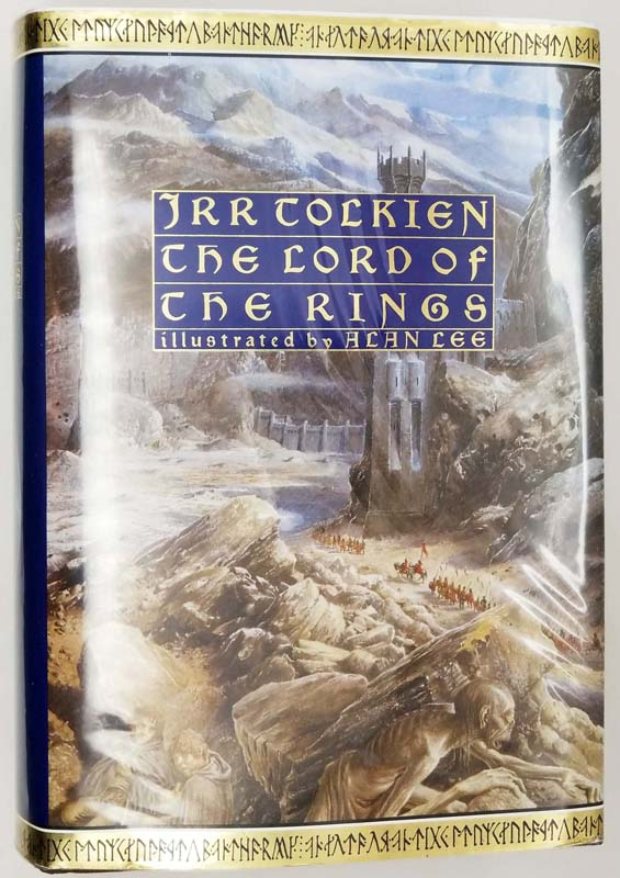 Lord of the Rings Trilogy - Illus Alan Lee 1991