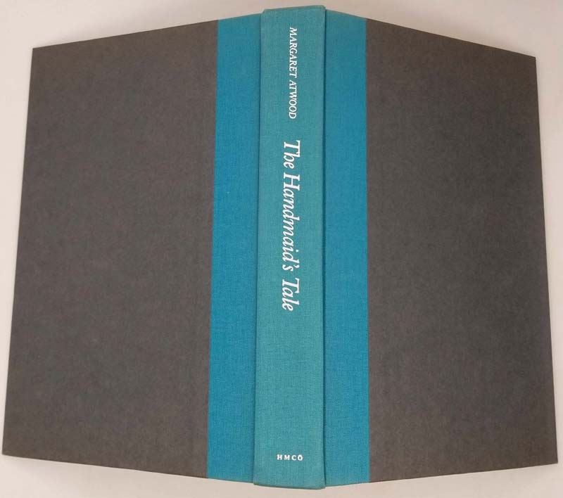 The Handmaid's Tales - Margaret Atwood 1986   1st Edition
