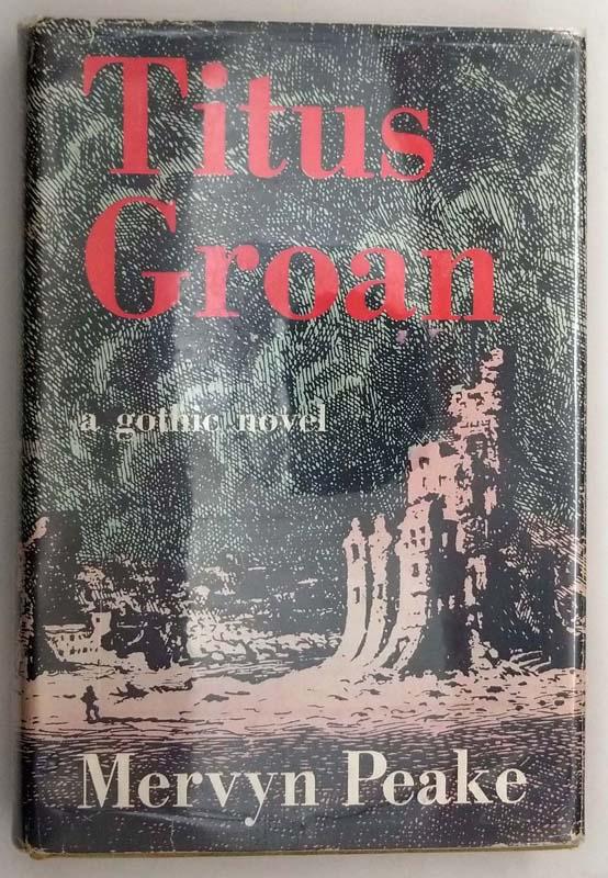 Titus Groan - Mervyn Peake 1946 | 1st Edition