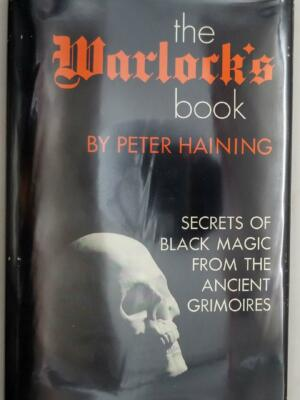 The Warlock's Book - Peter Haining [1976]   1st Edition