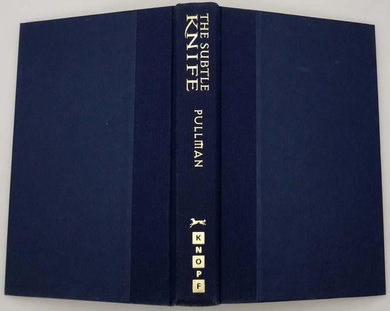 The Subtle Knife - Philip Pullman 1997 | 1st Edition