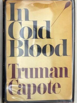 In Cold Blood - Truman Capote 1965 | 1st Edition