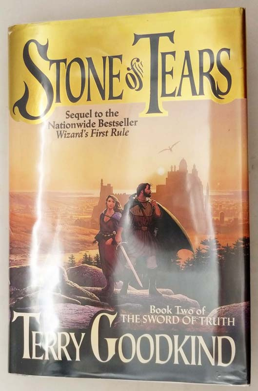Stone of Tears - Terry Goodkind 1995 | 1st Edition