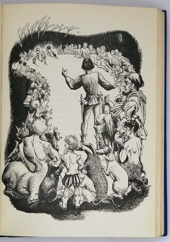 Prince Caspian - C.S. Lewis 1951   1st UK Edition
