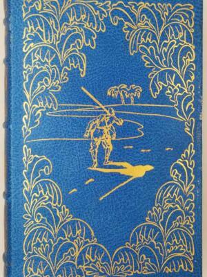 Robinson Crusoe - Daniel Defoe 1976 | Easton Press