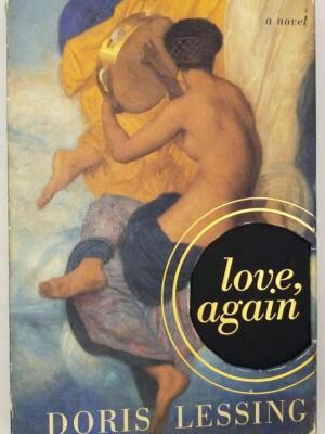 Love, Again - Doris May Lessing 1995 | 1st Edition ARC Proof