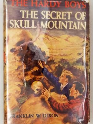 Hardy Boys - Secret of the Skull Mountain - Franklin Dixon 1948 | 1st Edition