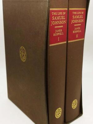 The Life of Samuel Johnson - James Bosswell 1990 | Folio Society