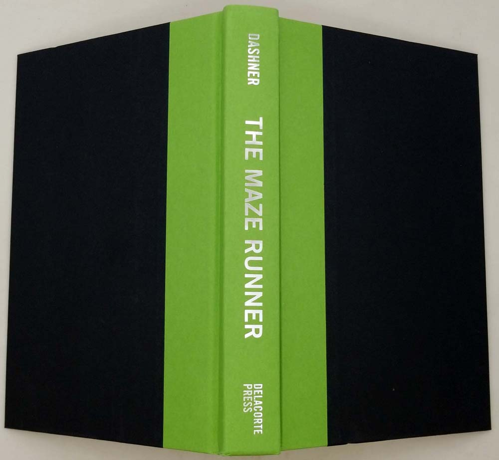 The Maze Runner - James Dashner 2009 | 1st Edition