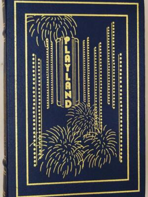 Playland - John Gregory Dunne 1994 | 1st Edition SIGNED