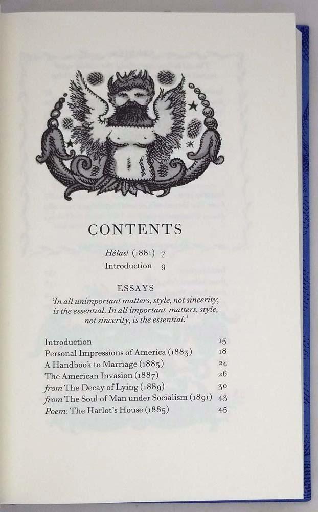 The Wit of Oscar Wilde - Merlin Holland 2008 | Folio Society