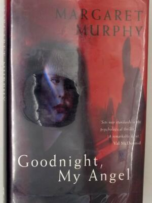 Goodnight, My Angel - Margaret Murphy 1996 | 1st Edition SIGNED
